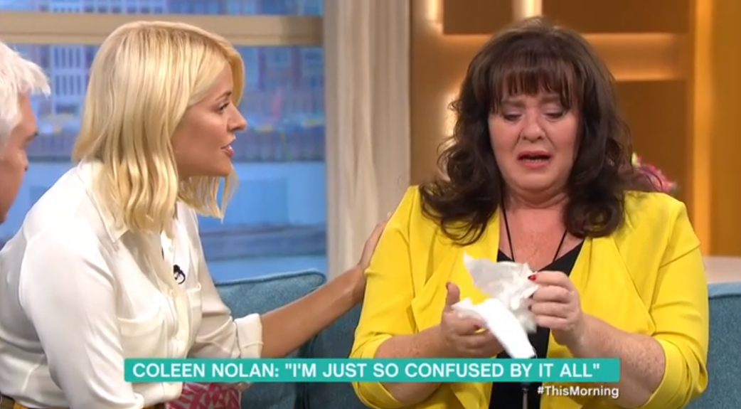 Coleen Noaln on this Morning