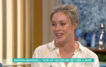 Sharon Marshall on This Morning