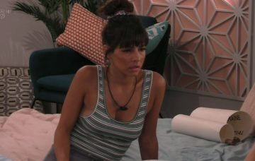 Roxanne Pallett in CBB