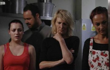 Carter family in EastEnders