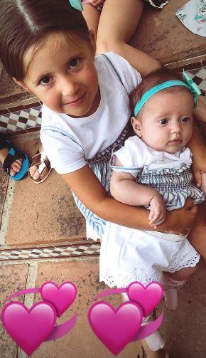 Jacqueline Jossa's daughters