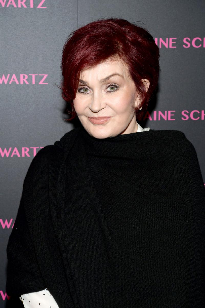 Sharon Osbourne attends Lorraine Schwartz