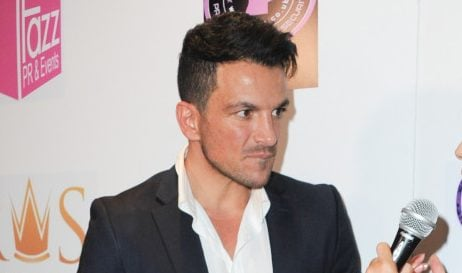 Peter Andre shares huge tour news to mark 25 years in showbiz