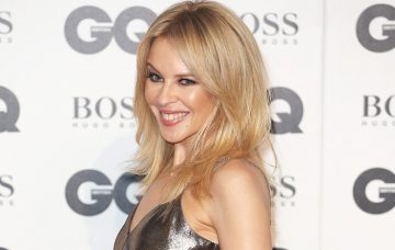 Kylie Minogue, GQ Men of the Year Awards 2018