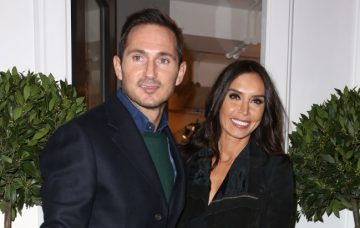 Christine and Frank Lampard, celeb guests join Larry King, hairdresser to the stars, as he hosts launch party to celebrate the opening of his new salon