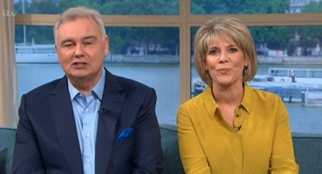 "Eamonn Holmes addresses ""terrible situation"" with Coleen Nolan"