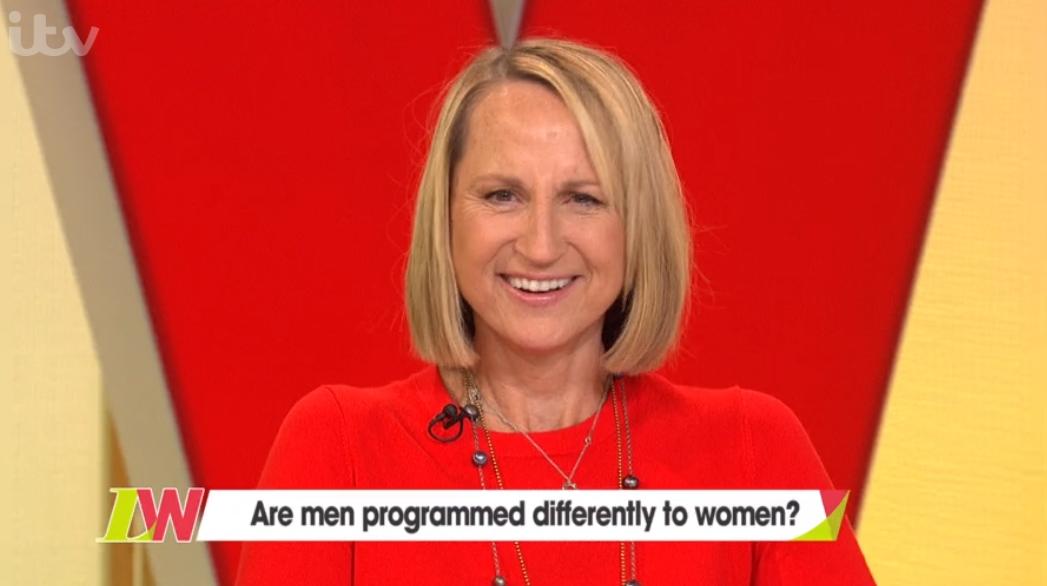 Carol McGiffin on Loose Women