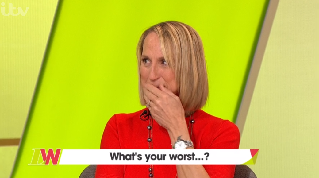 Carol McGiffin reveals she once had sex in a graveyard