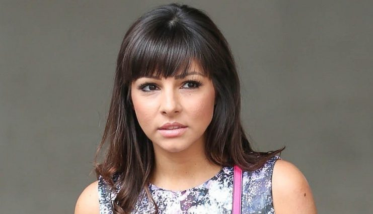 Roxanne Pallett's 'new man' publicly slammed her during CBB drama