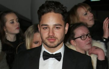 Adam Thomas, The National Television Awards 2017 - Red Carpet Arrivals
