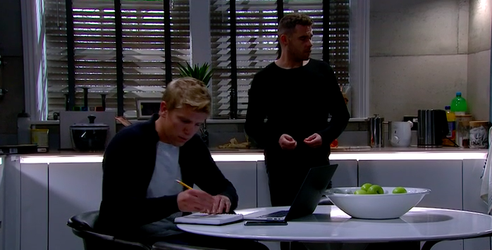 Robron Emmerdale wedding planning