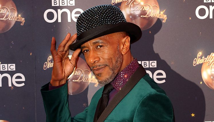 Danny John-Jules, Strictly Come Dancing 2018 - Launch Show