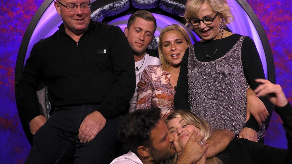 Celebrity Big Brother finalists