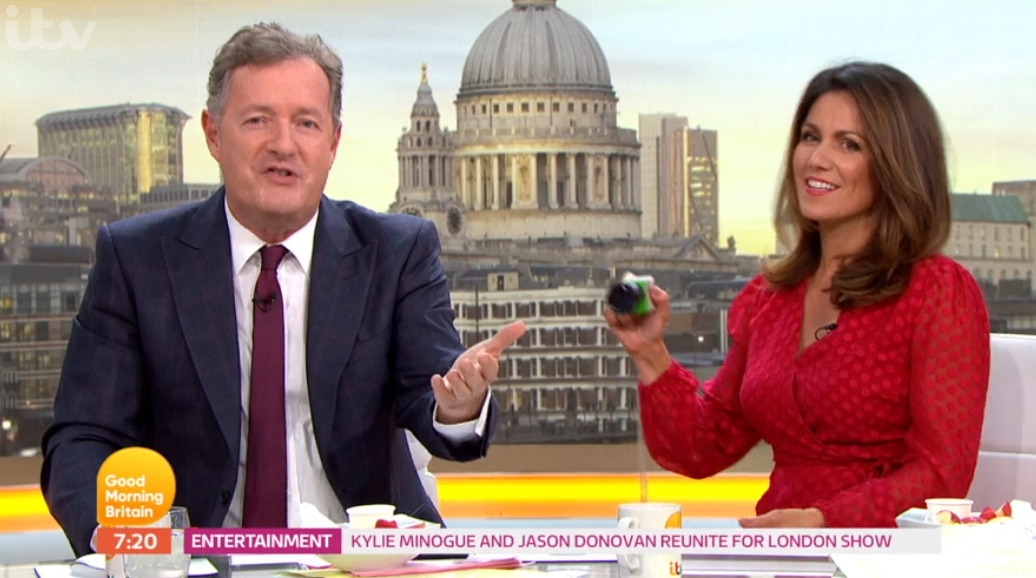 piers and susanan on gmb