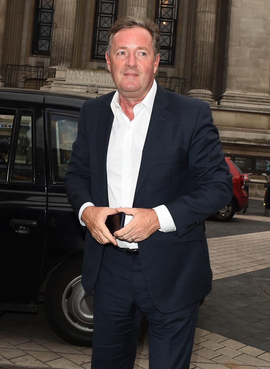 Piers Morgan, Syco Summer Party