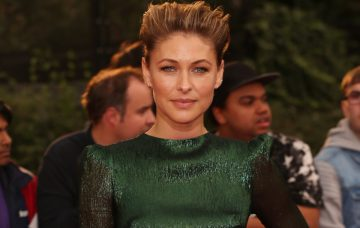 Emma Willis at the GQ Men of the Year Awards 2018 held at Tate Modern