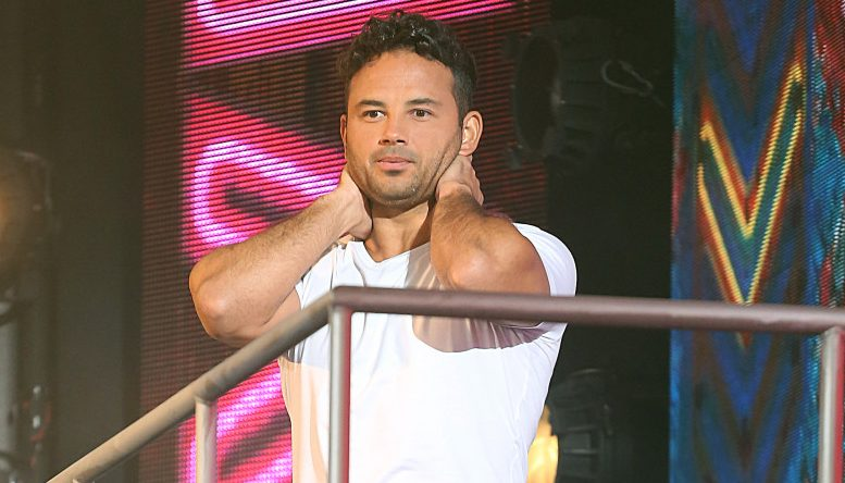 Ryan Thomas wins the Celebrity Big Brother Final