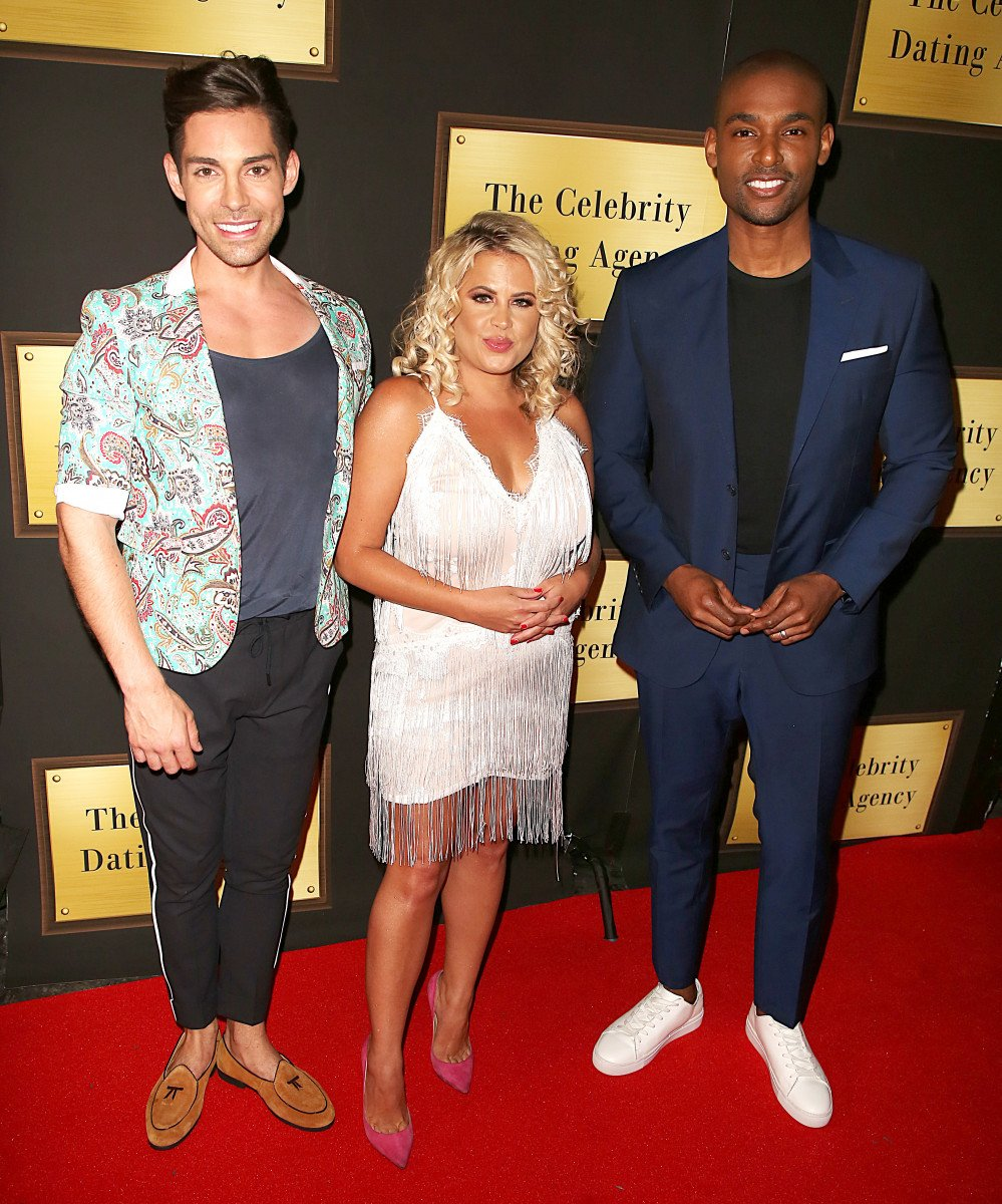 Celebs Go Dating - Series 5 Photocall