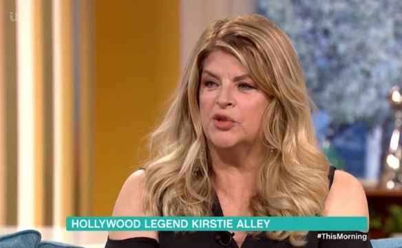 Kirstie Alley reveals secret advice to Ryan Thomas over Roxanne Pallett