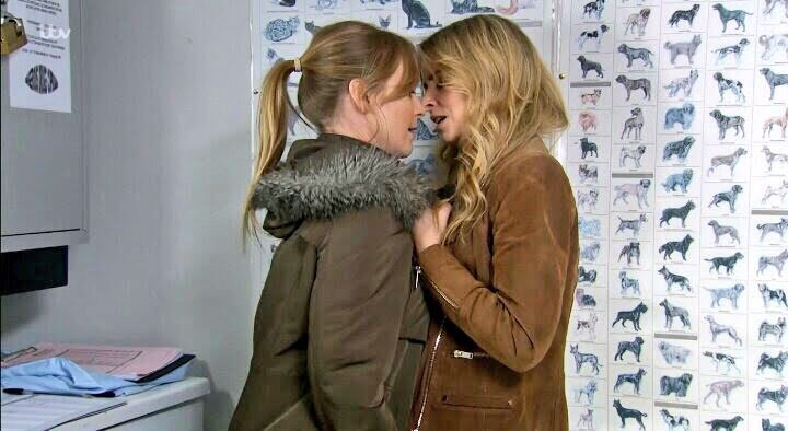 Fans ship the relationship between Vanessa and Charity