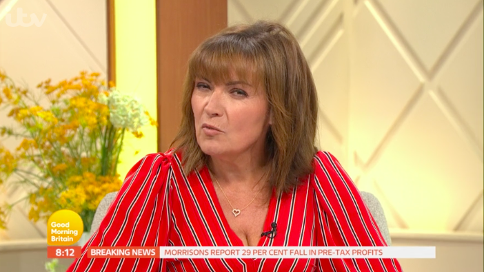 Lorraine 'confirms' GMB colleague for I'm A Celebrity?