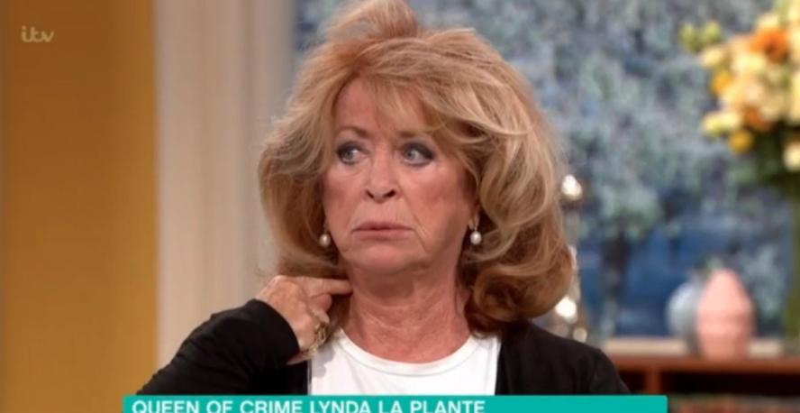 Lynda la Plante on This Morning