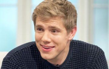 Ryan Hawley ITV