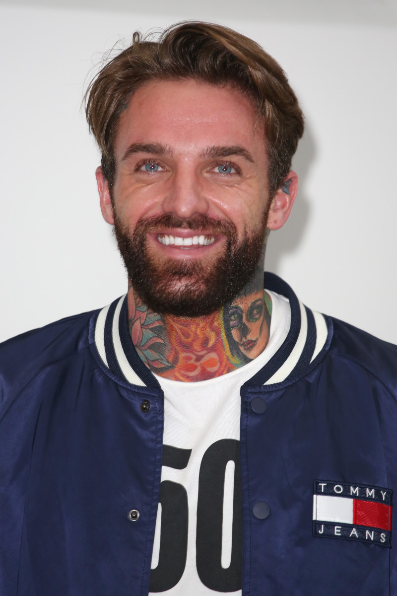 Aaron Chalmers at the 'Geordie Shore: Land of Hope and Geordie' season 15
