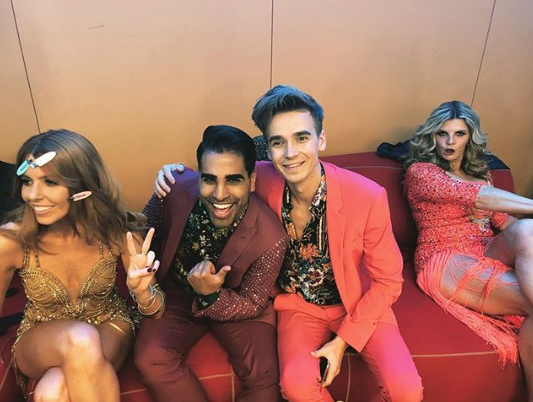Stacey Dooley, Dr Ranj, Joe Sugg on Strictly