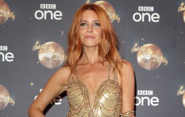 Stacey Dooley at the Strictly Come Dancing 2018 launch