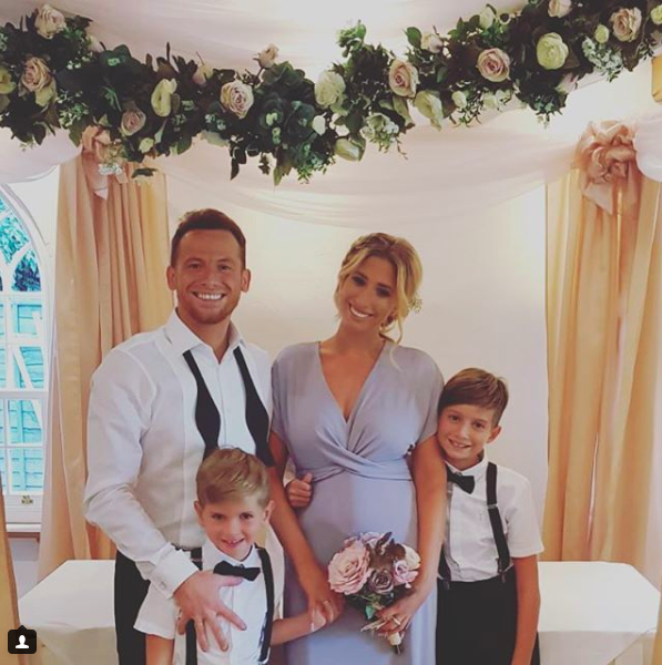 stacey solomon joe swash instagram