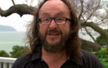 Hairy Biker Dave Myers