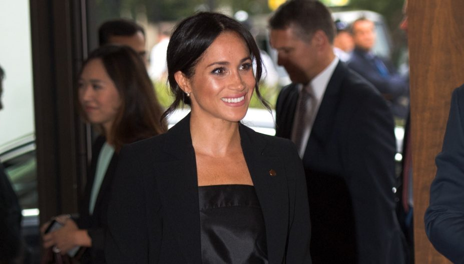 Duchess of Sussex supports Grenfell cookbook in first royal solo project