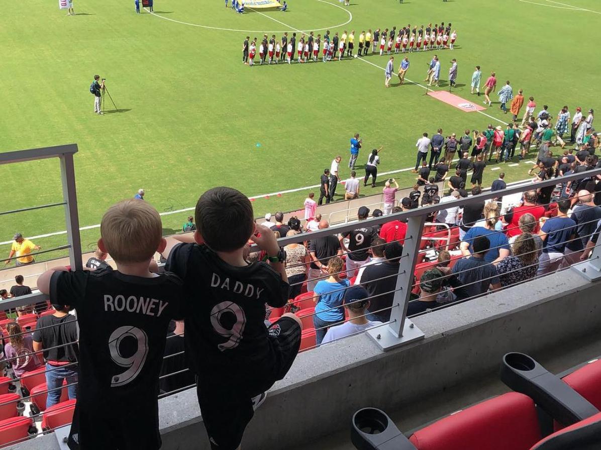 Wayne Rooney Coleen Rooney Instagram