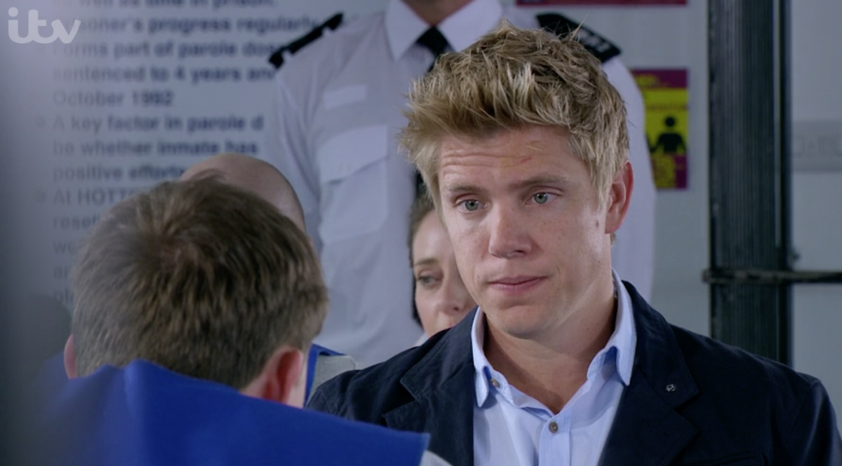 Ryan Hawley 'quits Emmerdale after five years as Robert Sugden'