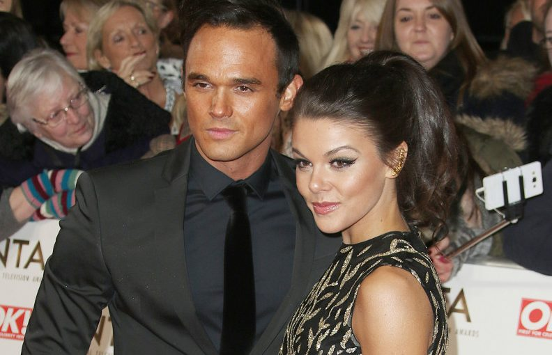 Gareth Gates shares new pic with ex-girlfriend Faye Brookes