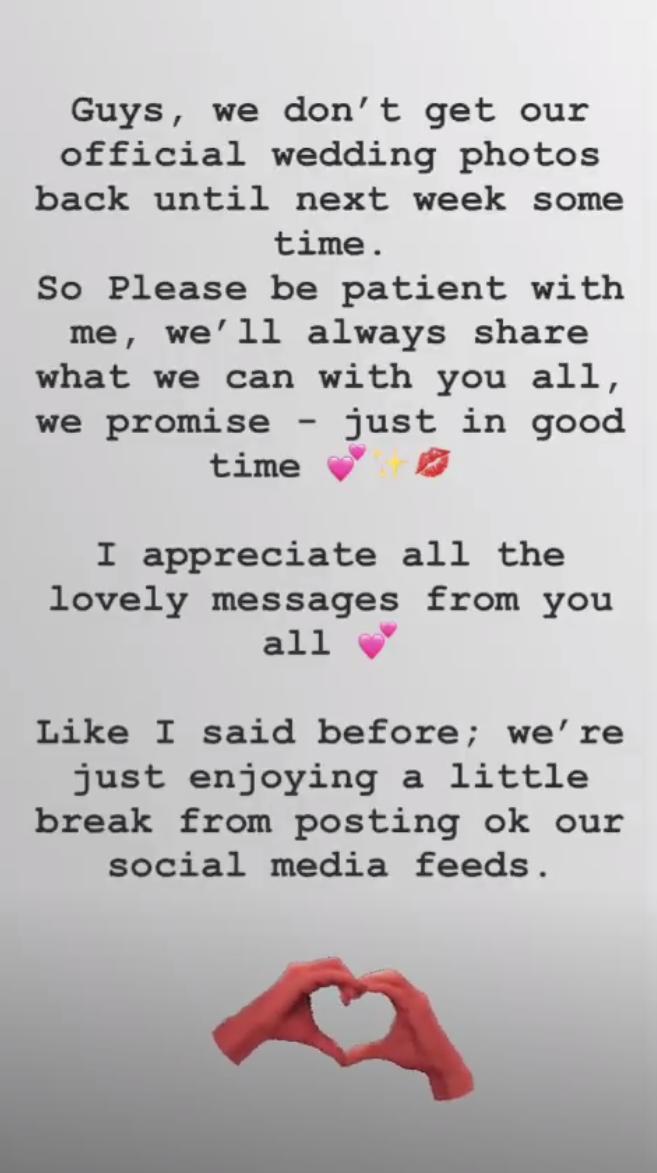Olivia Buckland Alex Bowen Instagram