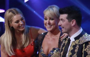 Cassidy Little wins Comic Relief Strictly