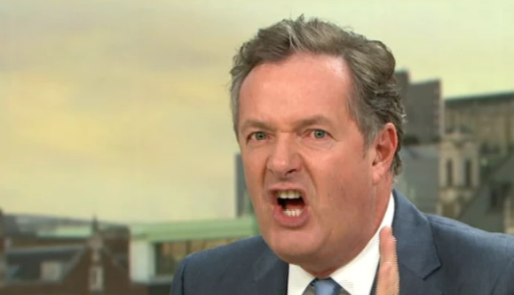 Piers Morgan launches fresh rant at 'talentless dimwits' Little Mix