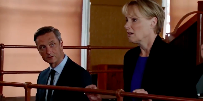 Duncan and Sally in court