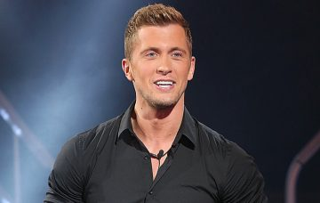 Dan Osborne finishes in third place in the Celebrity Big Brother Final