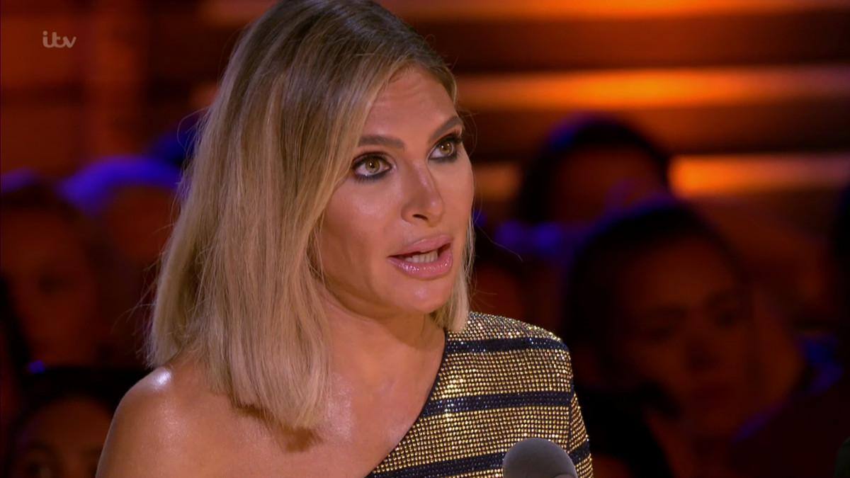 Ayda Field X Factor WENN