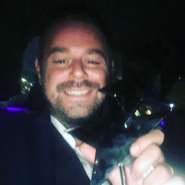 Danny Dyer 'ditched party lifestyle to save EastEnders job'