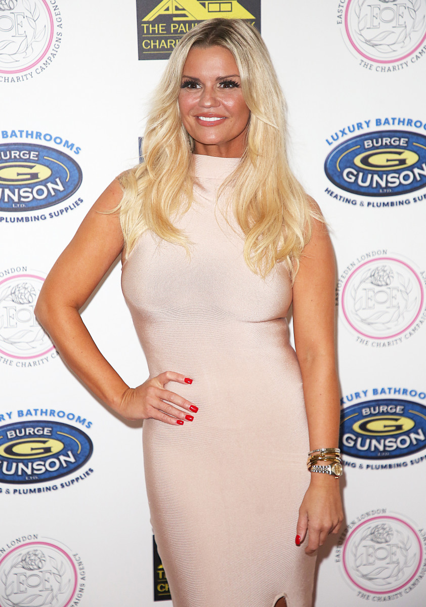 Kerry Katona, Paul Strank Charitable Trust Annual Gala 2018