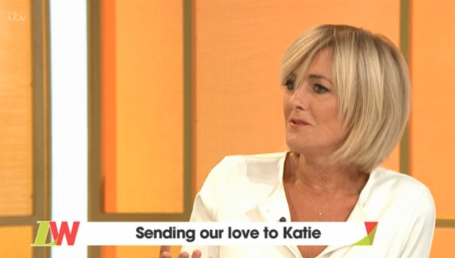 Jane Moore on Loose Women