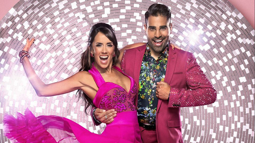 Dr. Ranj Singh Strictly Come Dancing BBC