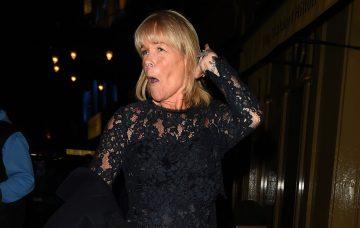 Linda Robson Splash News