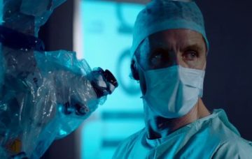 Professor Gaskell, Holby City
