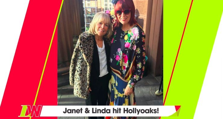 Loose Women's Linda Robson and Janet Street-Porter to appear in Hollyoaks