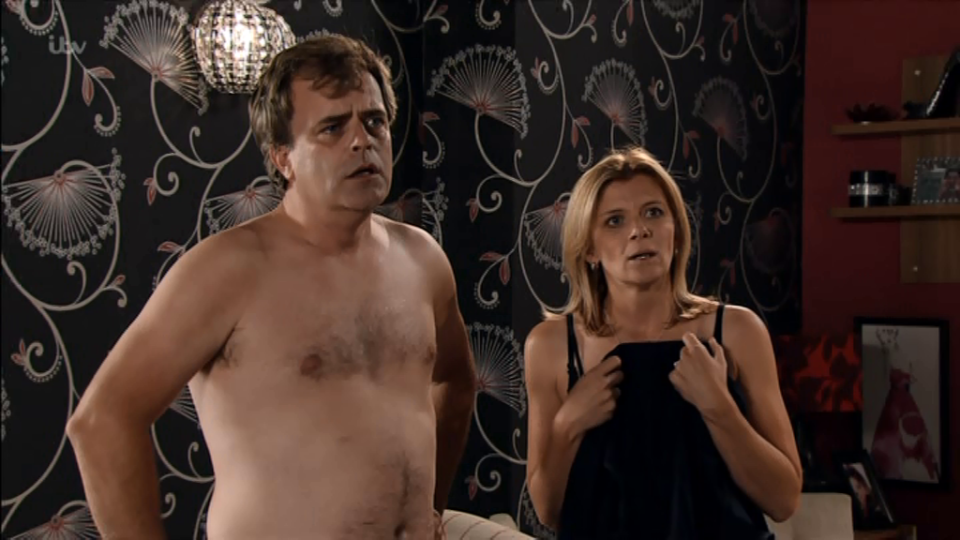 Steve and Leanne one night stand